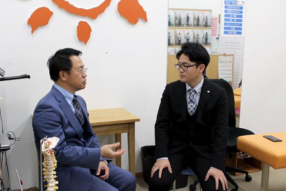 西川院長インタビュー