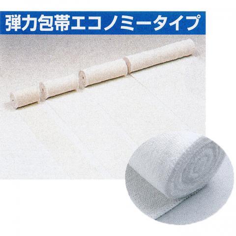 ククロンNo4 強撚糸弾力包帯7.5cm×4.5m×6巻入