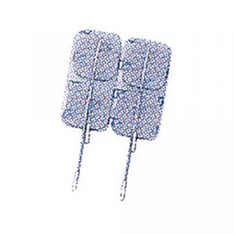低周波導子パルス<M・50×50mm・アクセルガード・4枚>_粘着パッド(伊藤超短波)