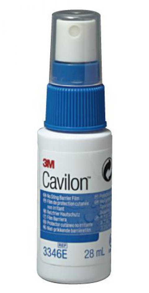 キャビロン非アルコール性皮膜 プレテーピングスプレー