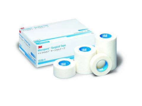 マイクロポアサージカルテープ 不織布サージカルテープ(3M)