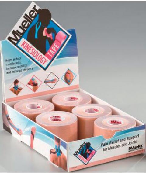 ミューラー キネシオロジーテープ