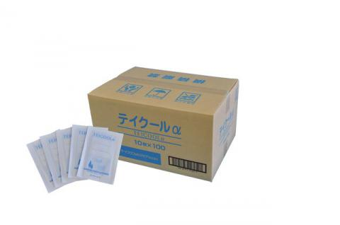 テイクールα 冷却シート(テイコクファルマケア)