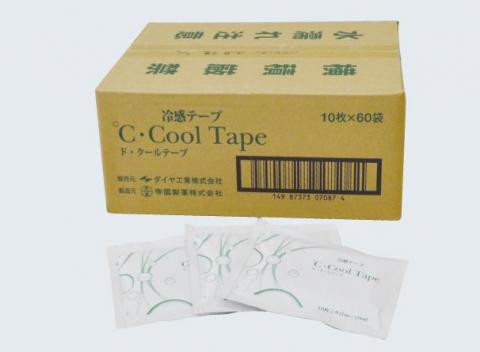 ℃・Cool Tape<ド・クールテープ> 冷却シート(ダイヤ)