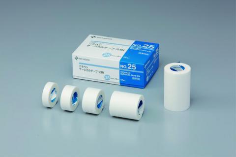 サージカルテープ21N 不織布サージカルテープ(ニチバン)
