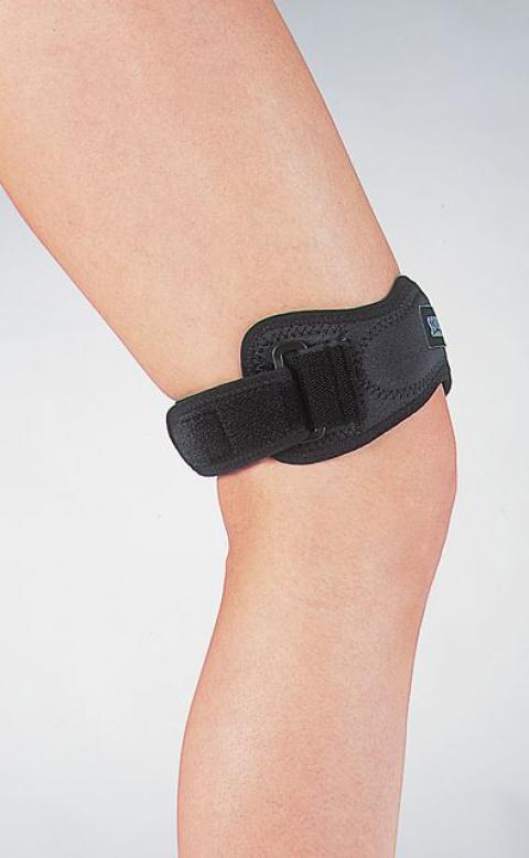 ソルボDoジャンパーズニーバンド 膝用オーバーユースサポート(ソルボ)