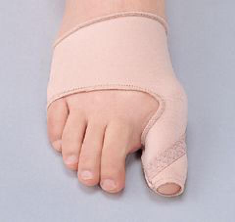 Z薄型母趾用バンド 足指サポーター(bonbone)