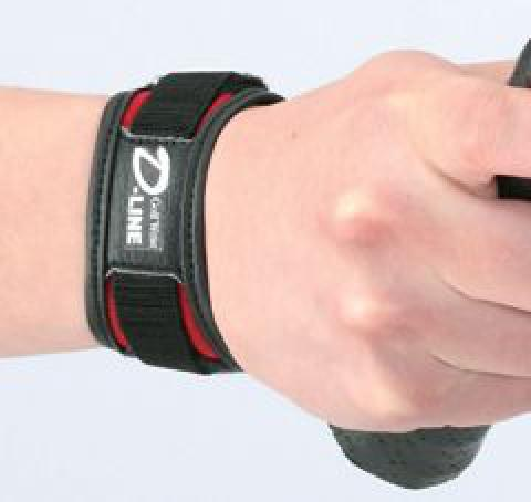 D-LINEリストコントロール アスリート向け圧力腕サポーター(D-KONE)
