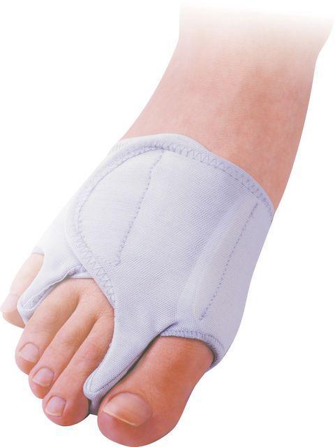 外反母趾・内反小趾サポーター(固定薄型メッシュ) 足部サポーター(ソルボ)