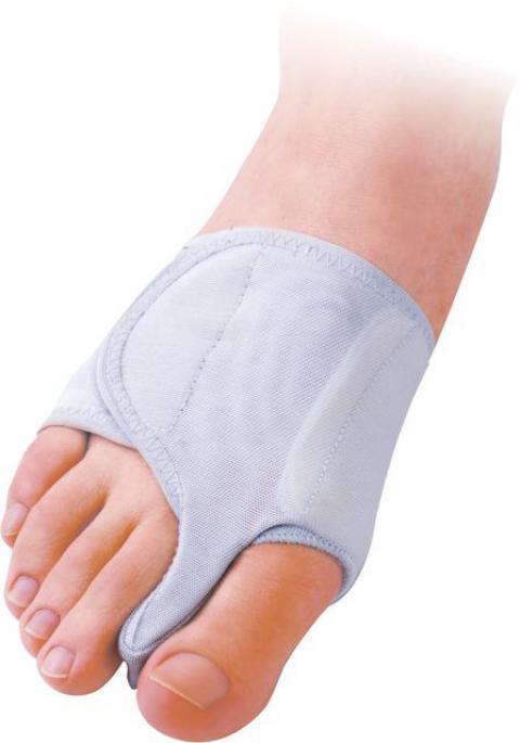 外反母趾サポーター(固定薄型メッシュ) 足指サポーター(ソルボ)