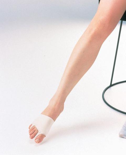 外反母趾・内反小趾サポーター(薄型) 足部サポーター(ソルボ)