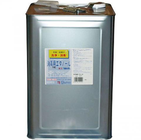 消毒用エタノールMIX 16L(一斗缶)
