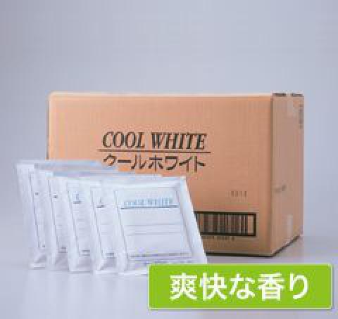 クールホワイト 全方向伸縮冷却シート(テイコクファルマケア)