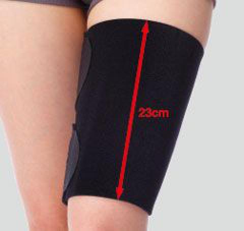 ネオ・スポーツサポーター ももフリー左右兼用 大腿サポーター(bonbone)