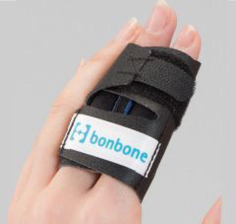 ツイン・ビー 滑り止めズレ防止指先サポーター(bonbone)