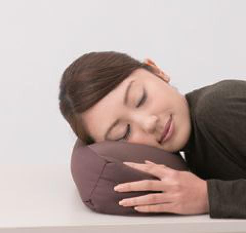 パウダービーズ 額枕