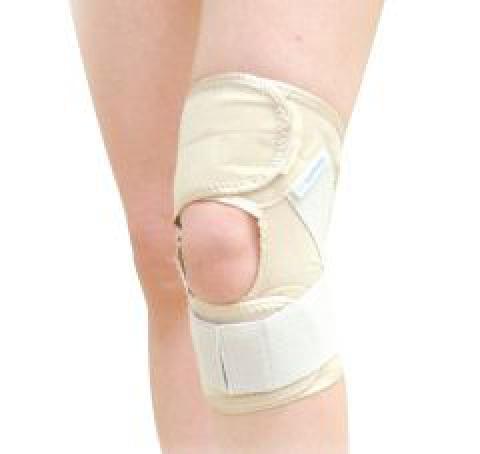 薄型膝裏クロスXG 膝サポーター(bonbone)