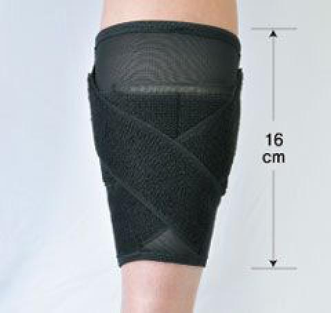 GT cobra(コブラ) 滑り止めズレ防止アスリート向け固定圧迫下腿サポーター(bonbone)