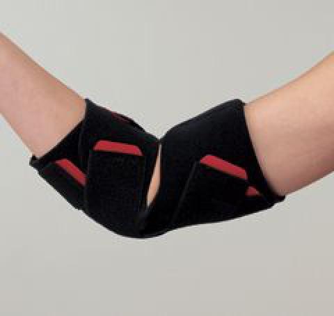 ファンクションエルボー プロ 滑り止めズレ防止アスリート向け肘サポーター(bonbone)