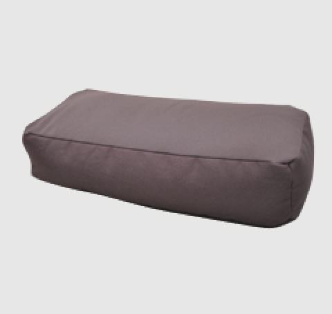 パウダービーズ 額枕カバー