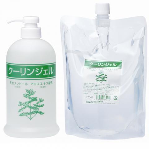 クーリンジェル 清涼マッサージジェル(吉田養真堂)