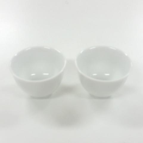 湯呑み 白 小