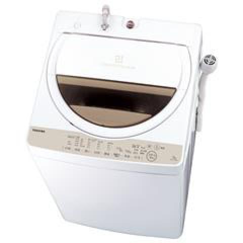 東芝 全自動洗濯機 7kg  AW-7G5(W)