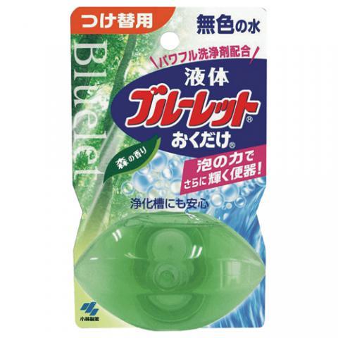 液体ブルーレットおくだけ 森の香り 付替用 70ml