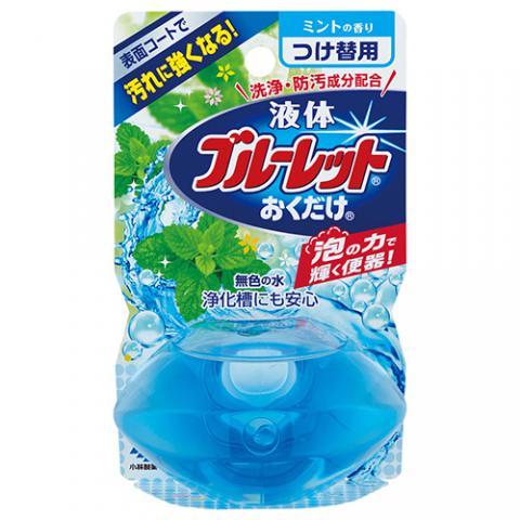 液体ブルーレットおくだけ ミントの香り 付替用 70ml