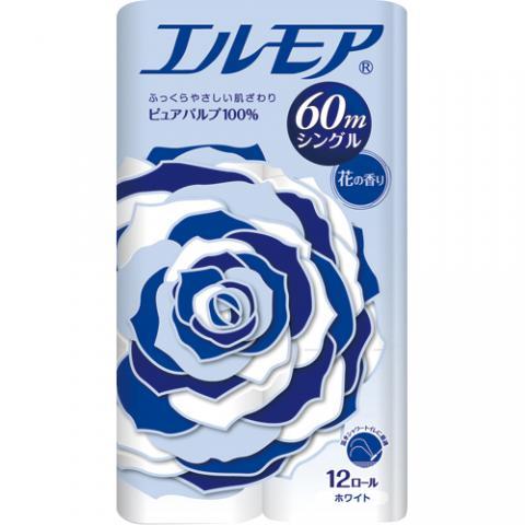 エルモア花の香り_シングル60m×12ロール