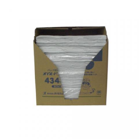 オイルドライパッド 43cm×48cm ホワイト 4348N 100枚