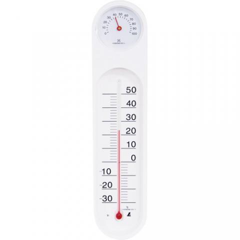 温湿度計 PCオーバル