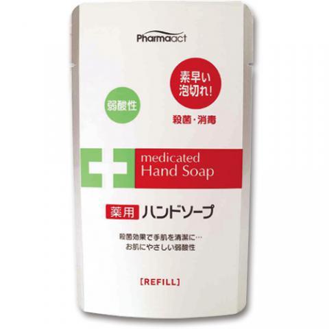 ファーマアクト 薬用弱酸性ハンドソープ 詰替用 200ml