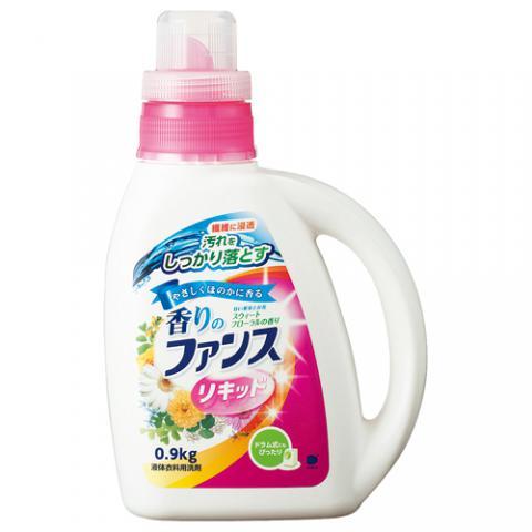 ファンス 液体衣料用洗剤リキッド 本体 0.9kg