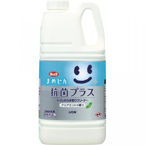 ルック マメピカ 抗菌プラス トイレのフキ取リクリーナー 詰替用 2L