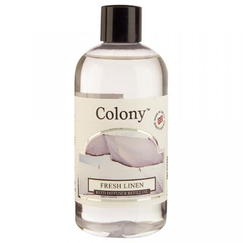 Colony リードディフューザー フレッシュリネン リフィル 250ml