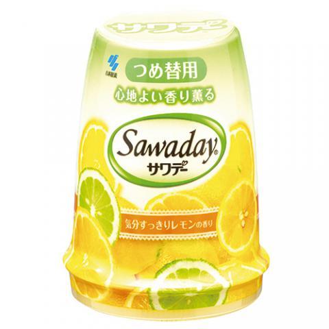 サワデー 気分スッキリレモンの香り ツメ替用