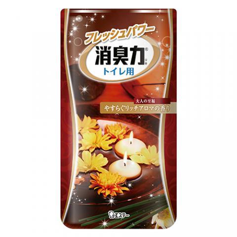 トイレの消臭力 大人ノ至福 リッチアロマの香り 400ml