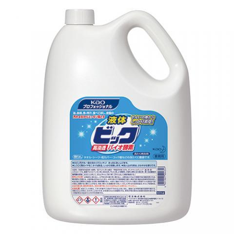ビック 液体ビック バイオ酵素 4.5kg