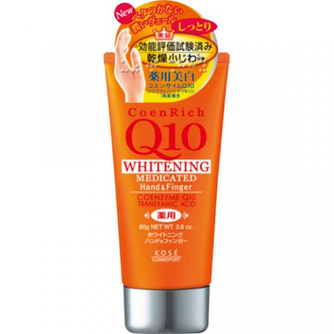 コエンリッチQ10 薬用ホワイトニング ハンドクリーム 80g