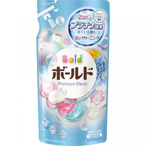 ボールド 液体 プラチナピュアクリーンの香り 詰替用 715g