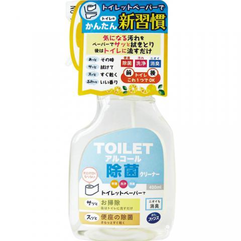 ファンス 除菌トイレフキ取リ洗剤 400ml