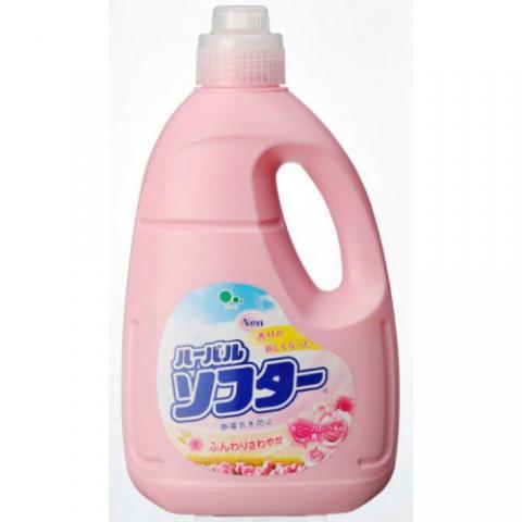 ハーバルソフター ボトルタイプ 柔軟剤 2000ml