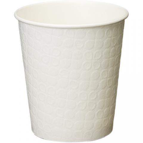 ホワイト断熱カップ 250ml 10個入