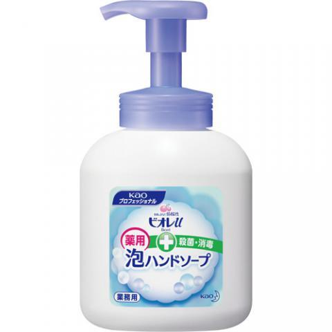 ビオレu 泡ハンドソープ 専用ポンプボトル 350ml【ボトルのみ】