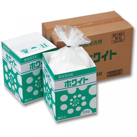 無リンホワイト 業務用洗剤 10kg(5kg×2箱)