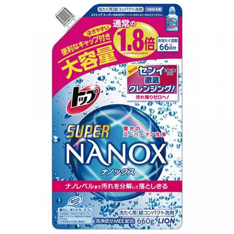 トップ スーパーNANOX 詰替用 大 660g