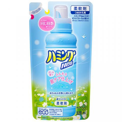 ハミングNeo ホワイトフローラルの香り 詰替 320ml
