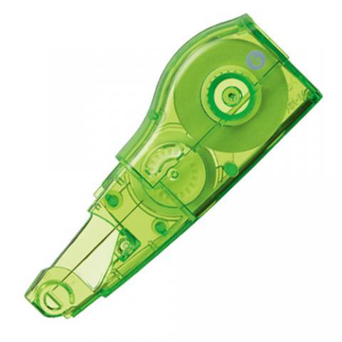 修正テープ ホワイパーミニローラー 交換テープ 6mm幅×6m グリーン