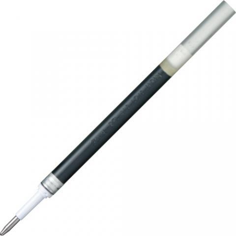 エナージェルリフィル LR10(金属チップ) 太字 黒 10本
